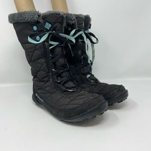Columbia Kids Thermolite Winter Boot Size 4Y